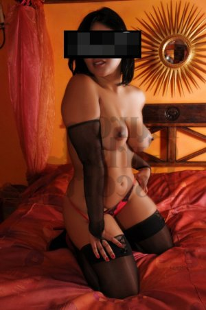 Tysha tantra massage in Burke Centre VA & escort