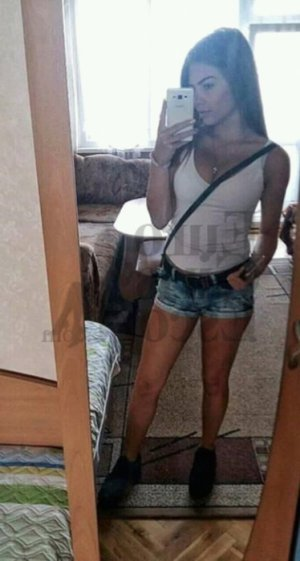 Melinay escort girl in San Tan Valley Arizona, nuru massage