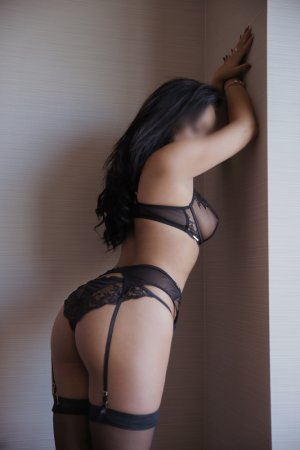 Lisaline escorts and nuru massage